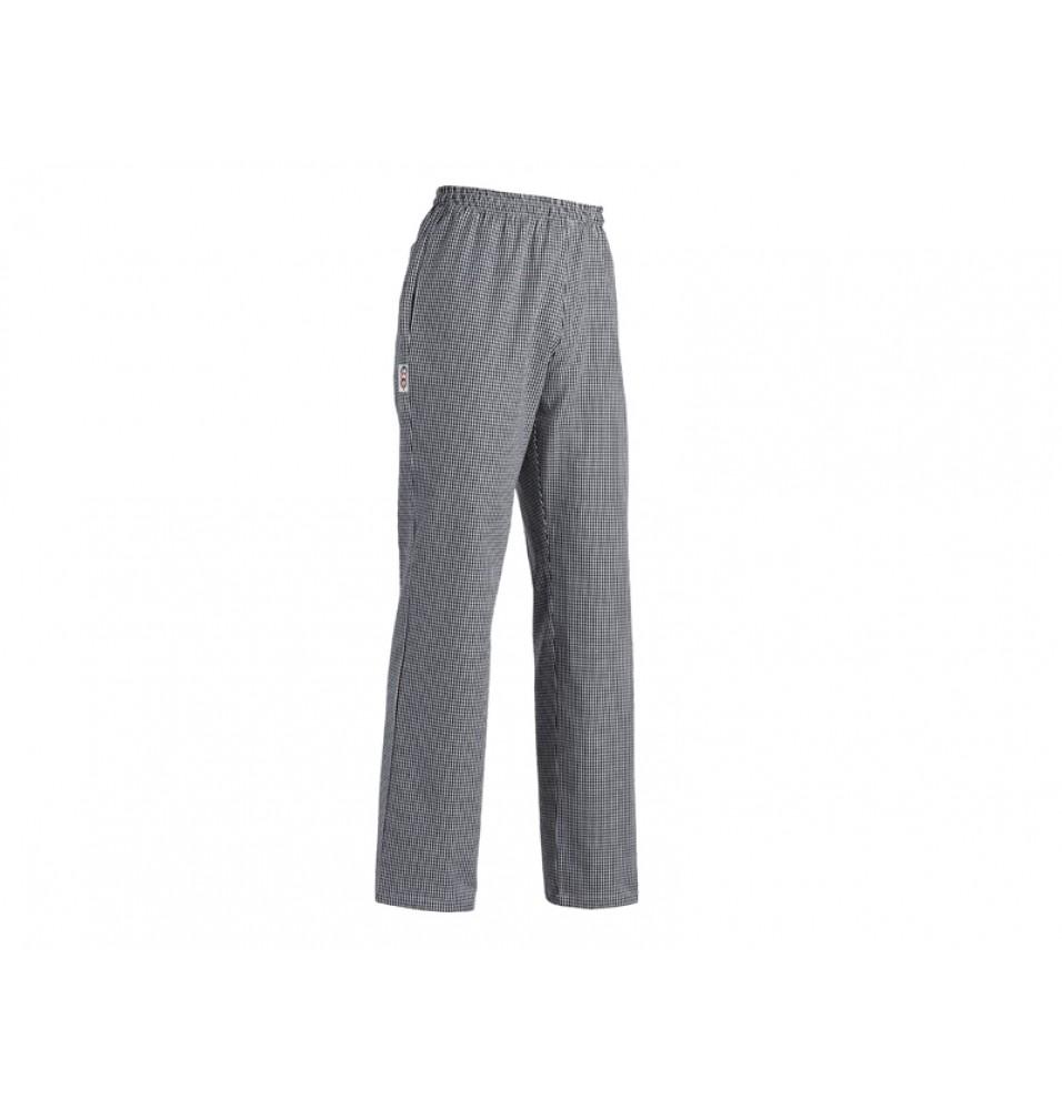 Pantalon bucatar -culoare pepit