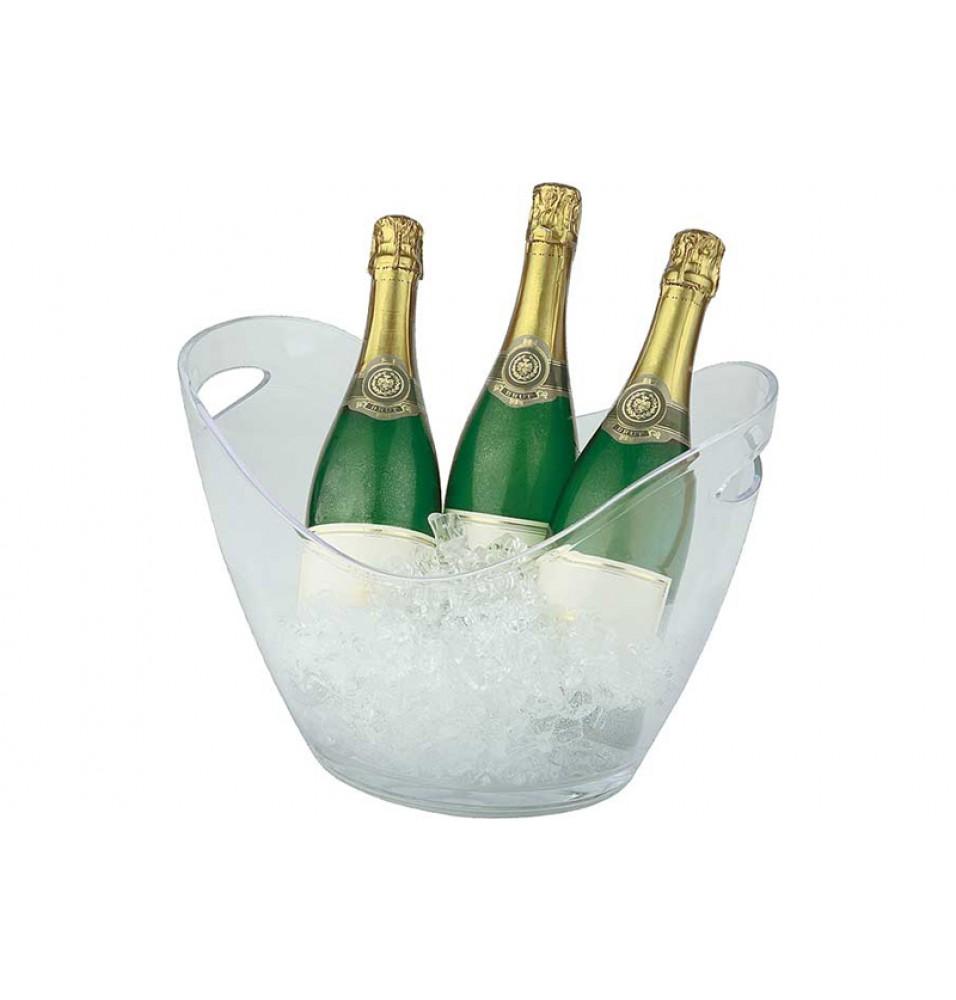 Frapiera vin/sampanie, dimensiuni: 350x270x255h mm