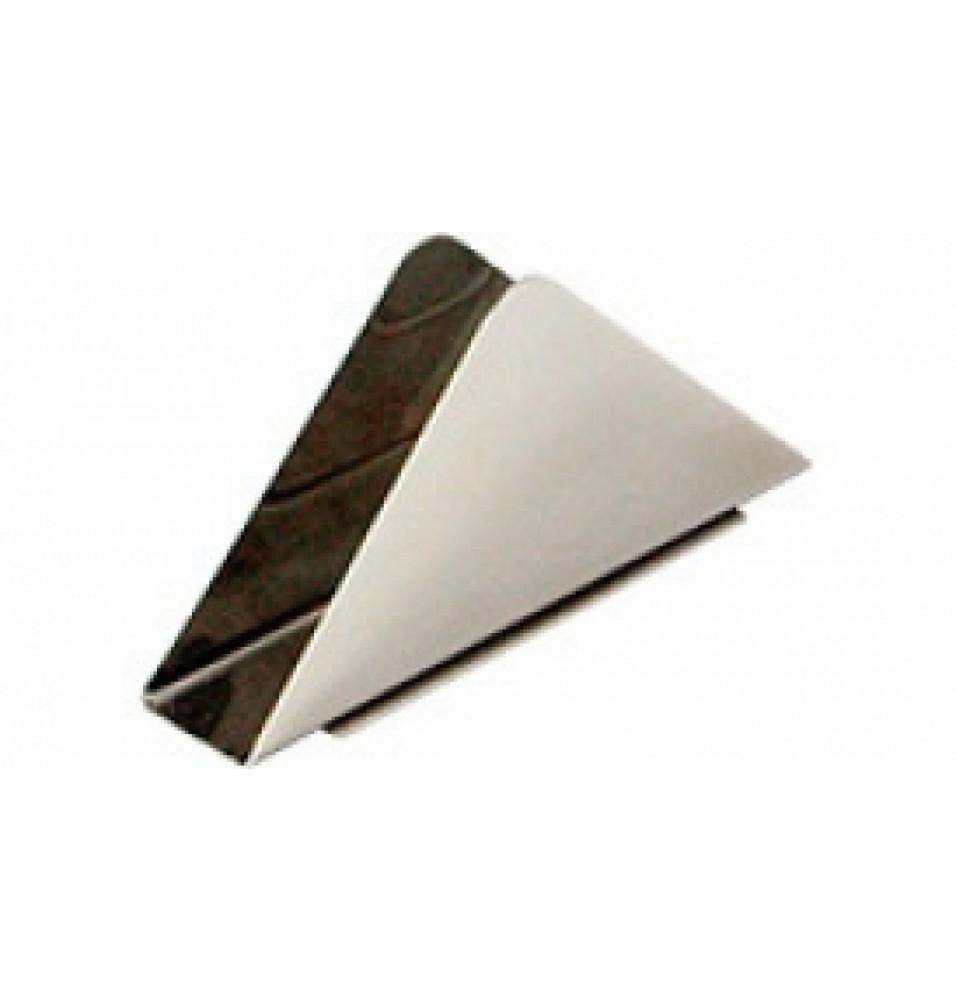 Suport triunghiular pentru servetele