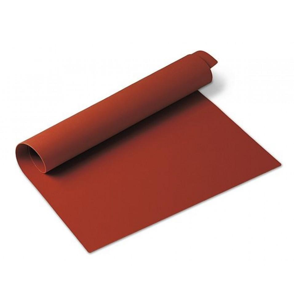 Silicopat 400x600mm -silicon de culoare rosie