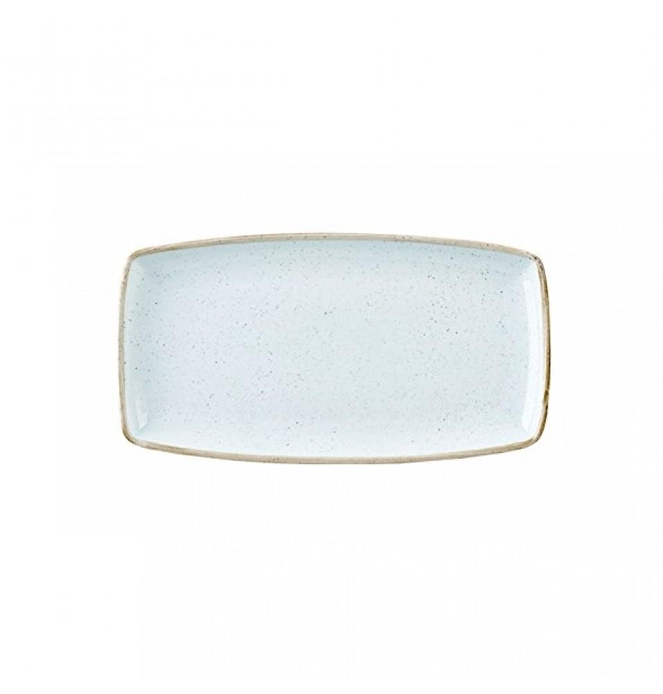 Platou dreptunghiular Barley White -295x150mm