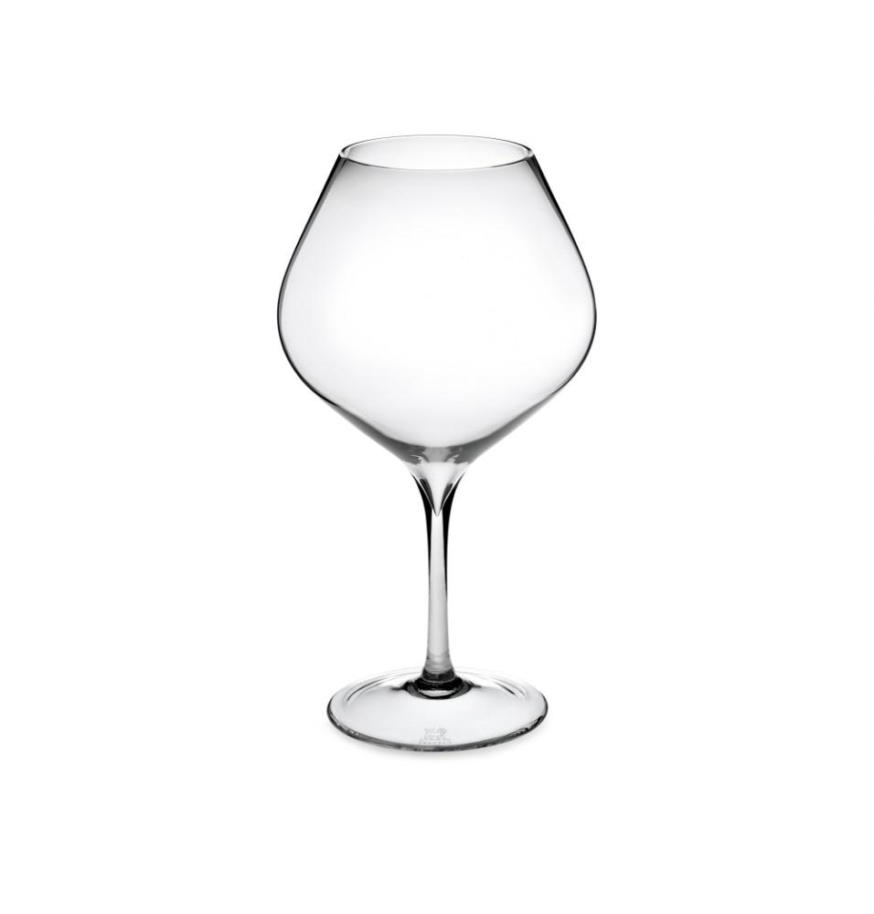 Set 4 pahare pentru vin Burgundy