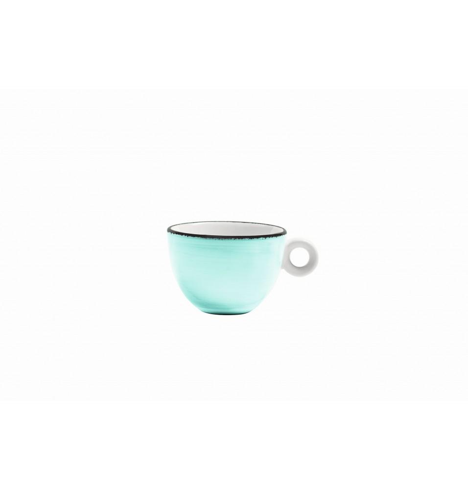 Ceasca ceai 200ml culoare turcoaz linia Pure