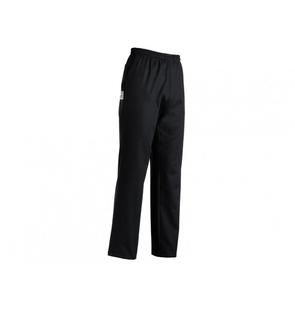 Pantalon bucatar -culoare neagra