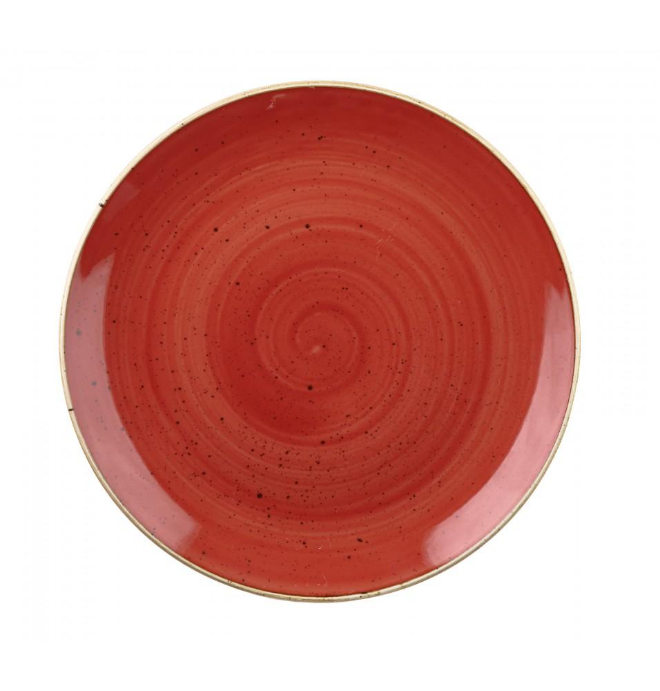 Bol rotund Berry Red, capacitate 1136ml