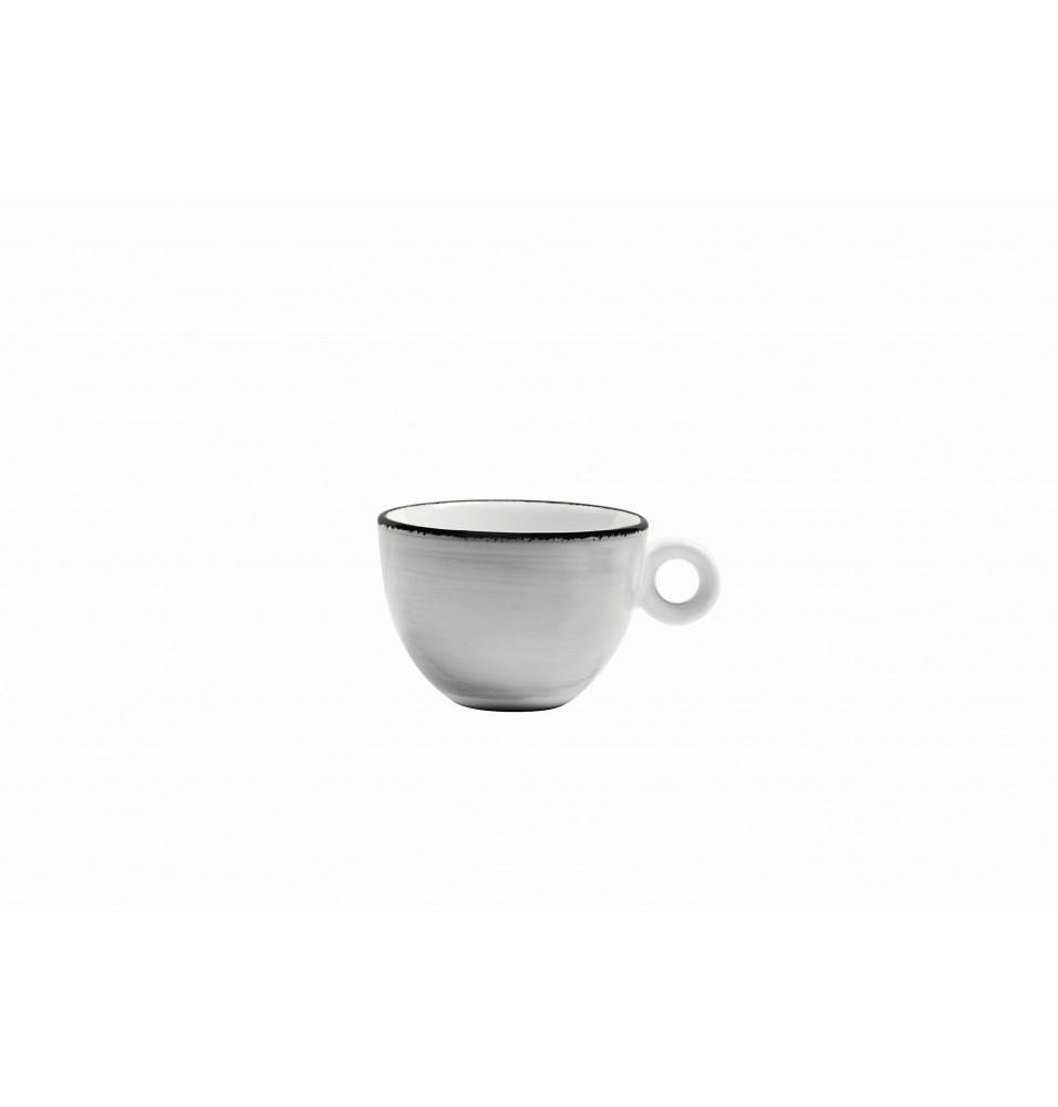 Ceasca ceai 200ml culoare gri linia Pure