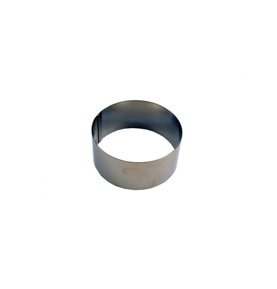 Forma rotunda inox