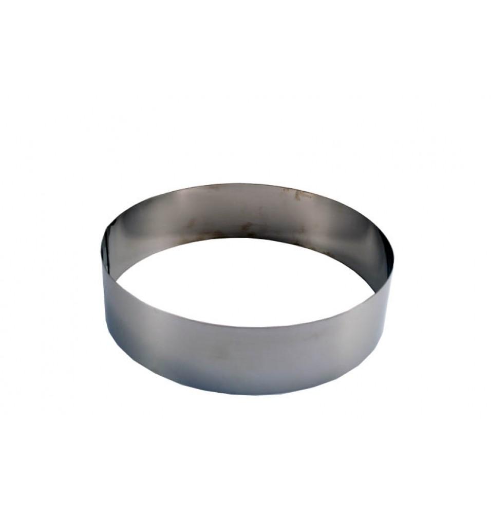 Inel inox diametru 240mm